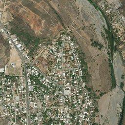 Mapa De Badiraguato Sinaloa Carreteras Y Vista Satelite