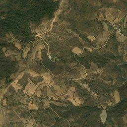 Mapa de Tetzicapan (Texicapan) Zacualpan , México
